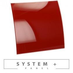 Escudo стекло красный глянец